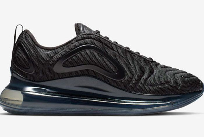 Nike Air Max 720 Triple Black Release Date Right