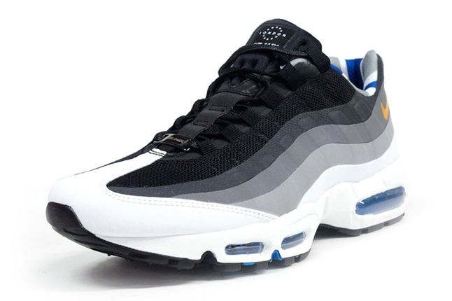 Nike Air Max 95 London Outer Toe Profile 1