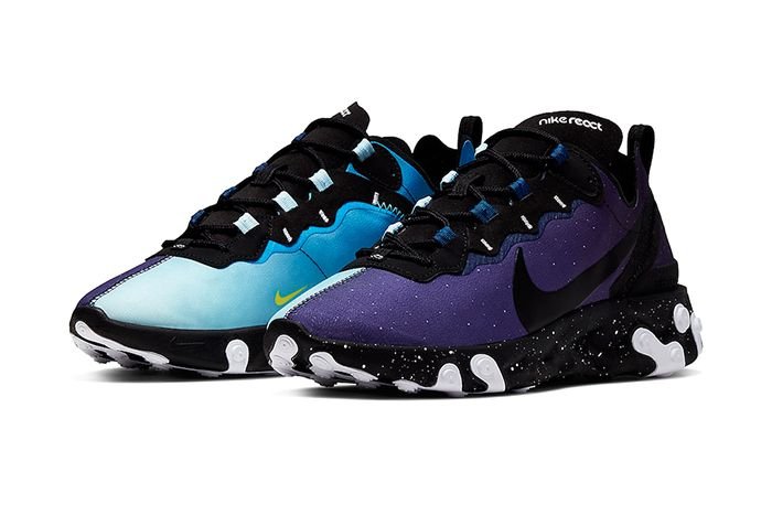 Nike React Element 55 Day Night Ck1410 400 Release Date Pair