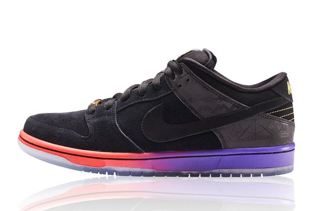 Nike Black History Month Dunk Low Sb