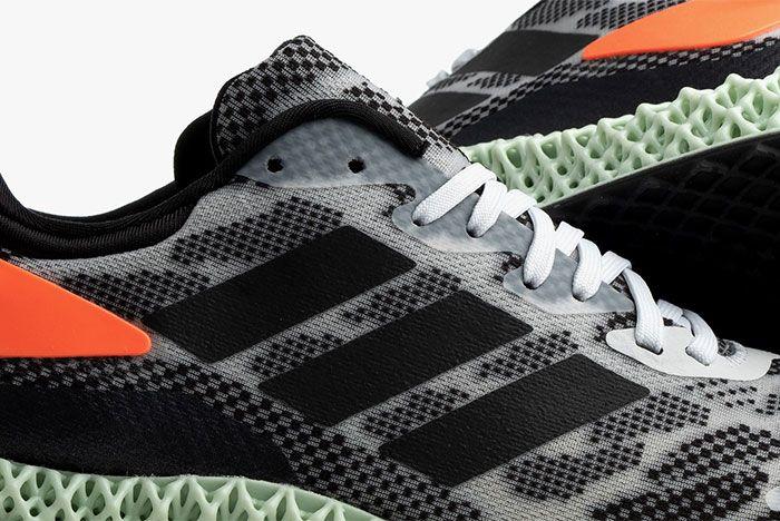 Adidas 4D Run 1 0 Footwear White Core Black Fw1233 Release Date Info 12