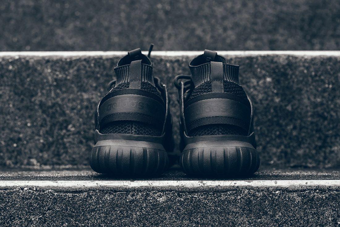 Adidas Tubular Nova Primeknit Pk Triple Black 4