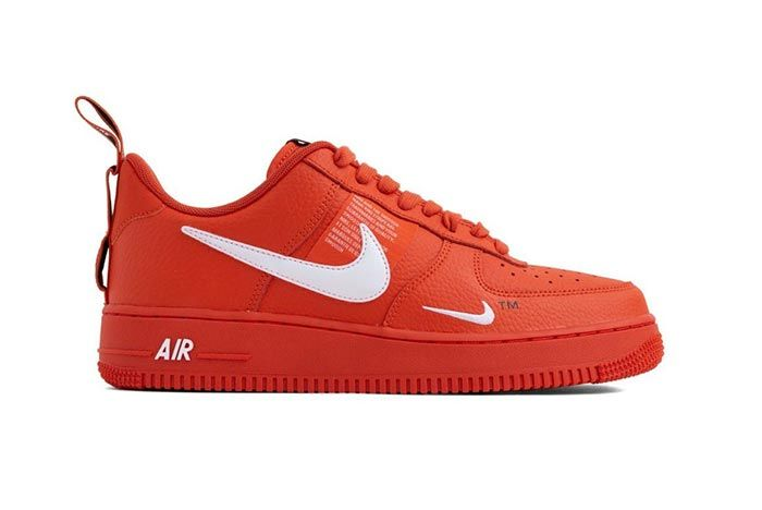 Airf Force 1 Utility Team Orange 2