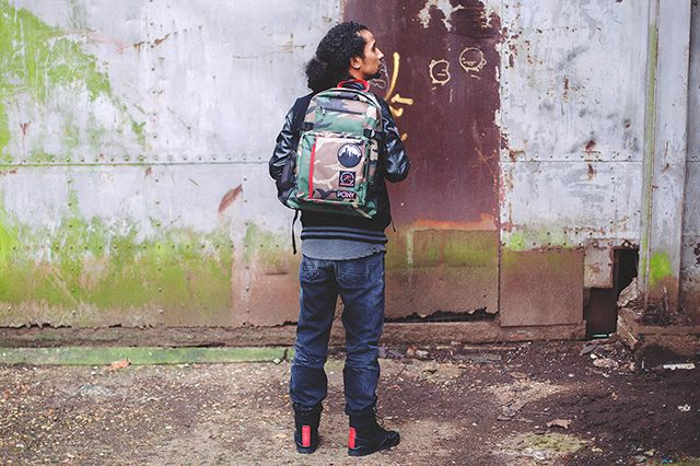 Ponyx Rothco 14 Backpack