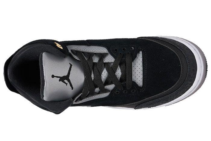 Air Jordan 3 Tinker Black Cement Gold Ck4348 007 2019 Release Date 3 Top