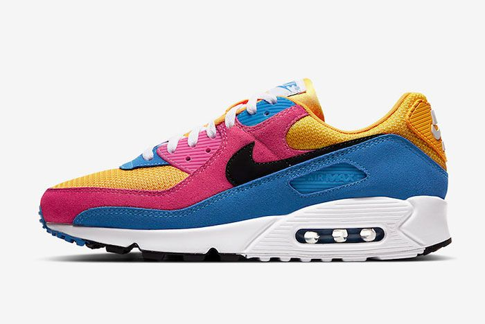 Nike Air Max 90 Cj0612 700 Release Dateofficial