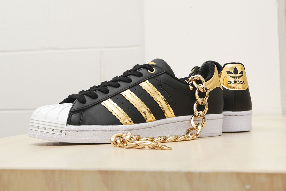 Adidas Metallic Gold Pack Superstar 50Th Anniversary Jd Sports Exclusive Hero7