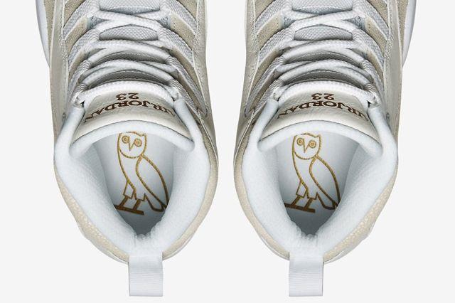 Drake Ovo Air Jordan 10 7