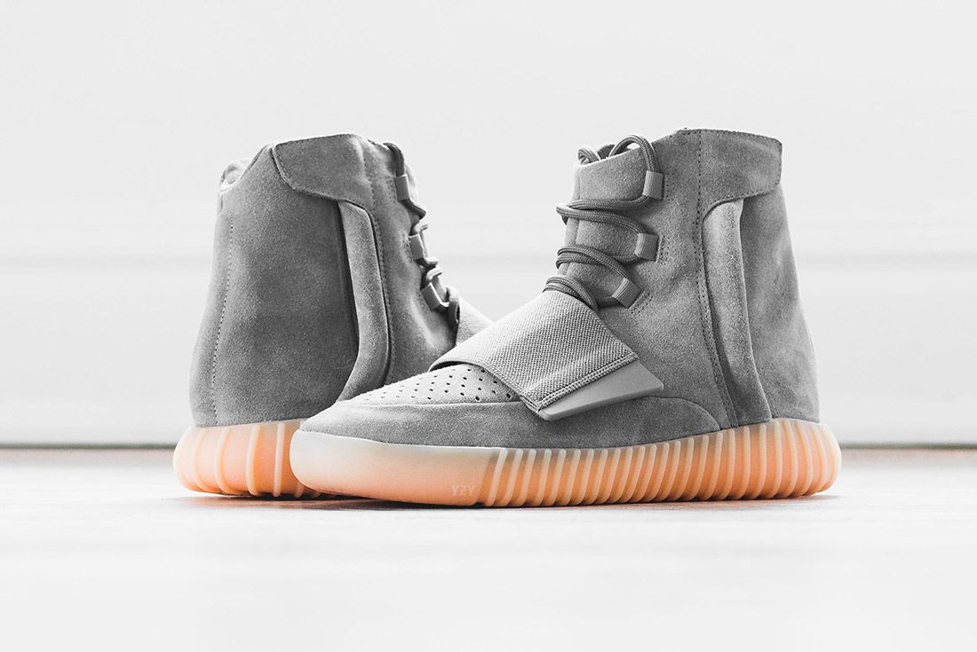Material Matters Velcro Adidas Yeezy Boost 750