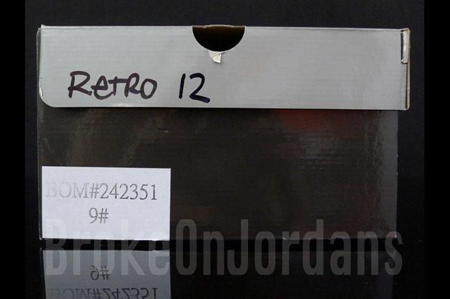 Jordan 12 Metallic Green Sample 12 1