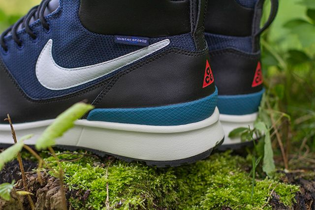 Nike Stasis Acg Black N Blue 1
