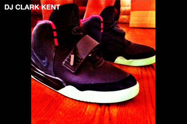 Nike Air Yeezy 2 Dj Clark Kent 1