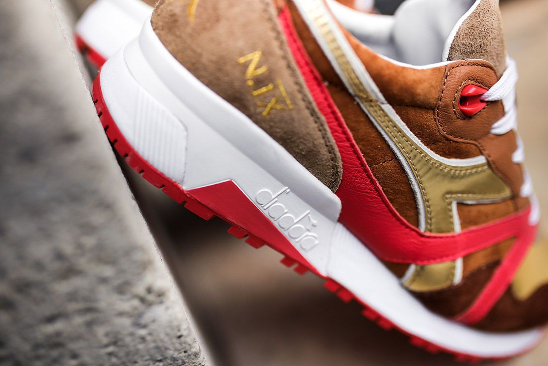 The Good Will Out Diadora N9000 Spqr 6