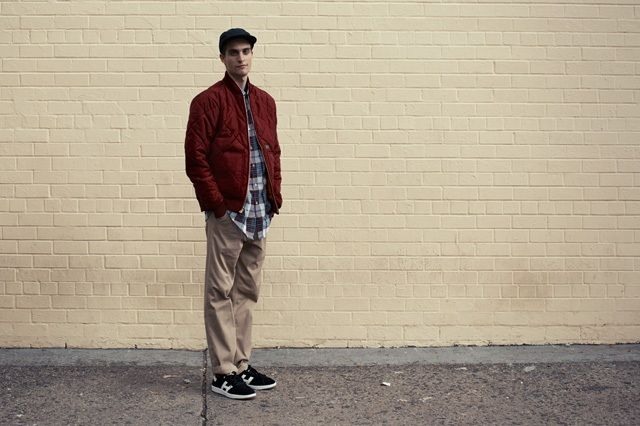 Huf Fw13 Lookbook Video Piece By Piece 1