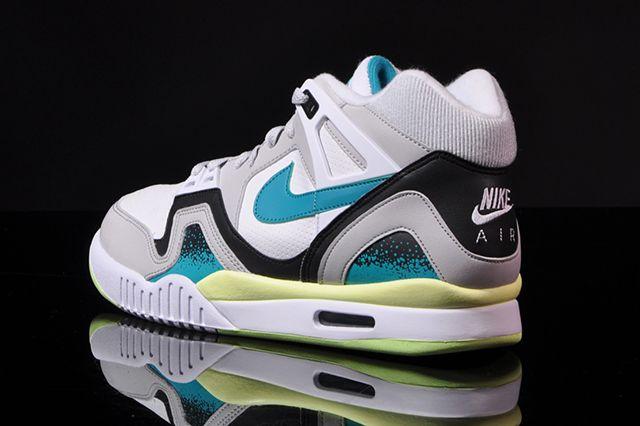 Nike Air Tech Challenge Ii Turbo Green