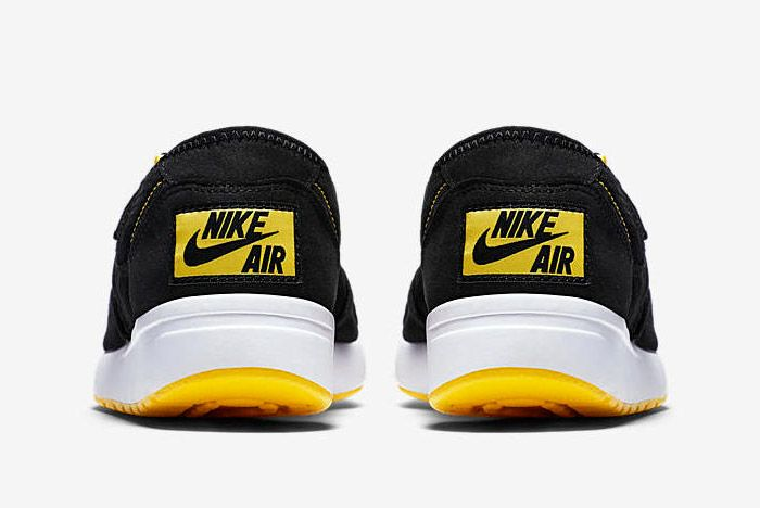 Nike Sock Racer Og Black Yellow 2