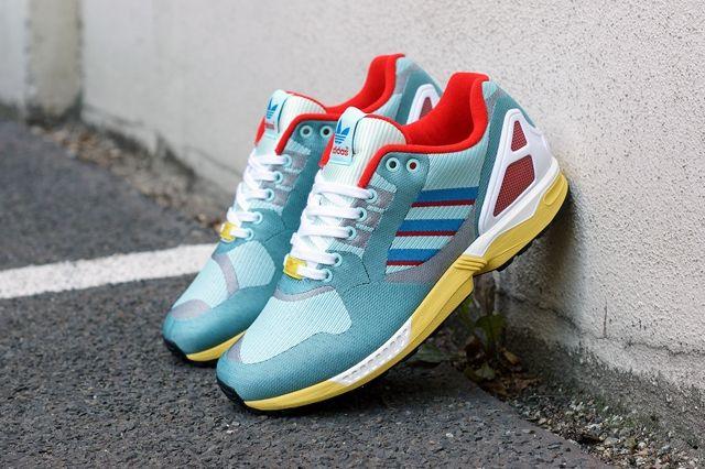 lealtad desvanecerse Esperar algo  adidas Originals Zx Flux ('000 OG Weave Pack) - Sneaker Freaker