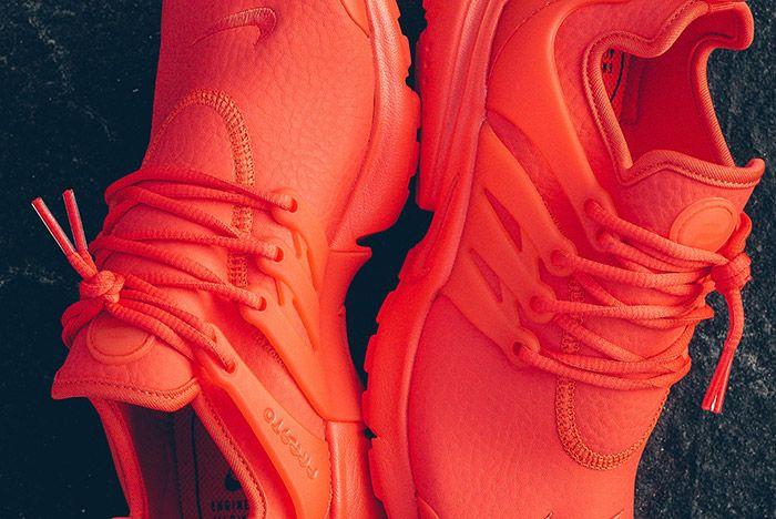 Nike Air Presto Prm Wmns Max Orange 2