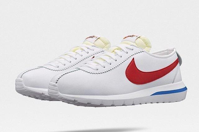 Nike Cortez Roshe White 3