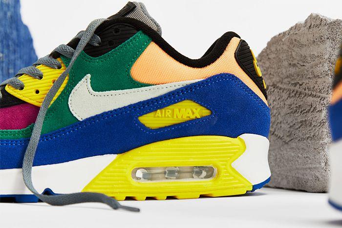 Nike Air Max 90 Qs Viotech 2 0 Cd0917 300 Release Date Closeup