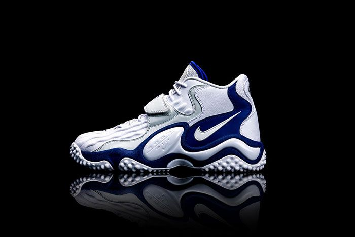 Barry Sanders Nike Air Zoom Turf Jet 97 Lateral