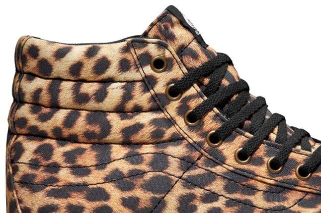 Vans Leopard Platform Upper 1
