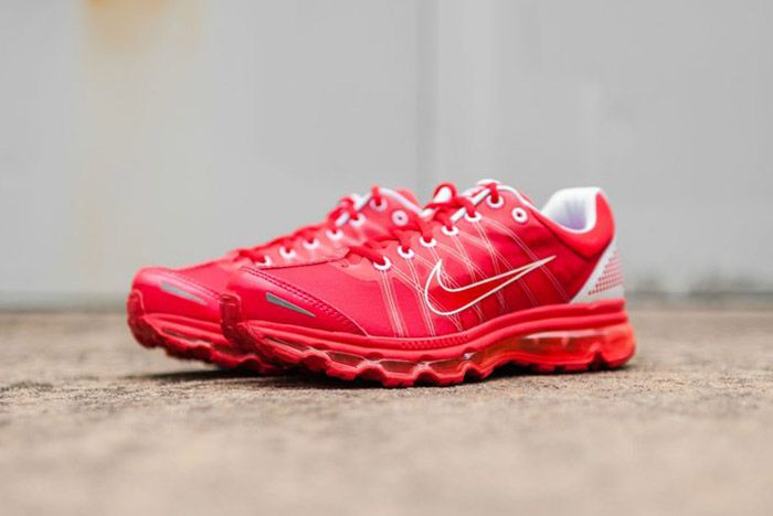 Nike Air Max 2009 Action Red 1