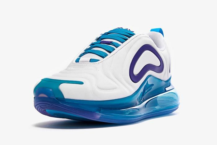 Nike Air Max 720 Spirit Teal Womens Front