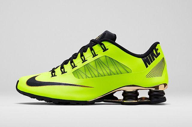 Nike Shox Magista And Mercurial