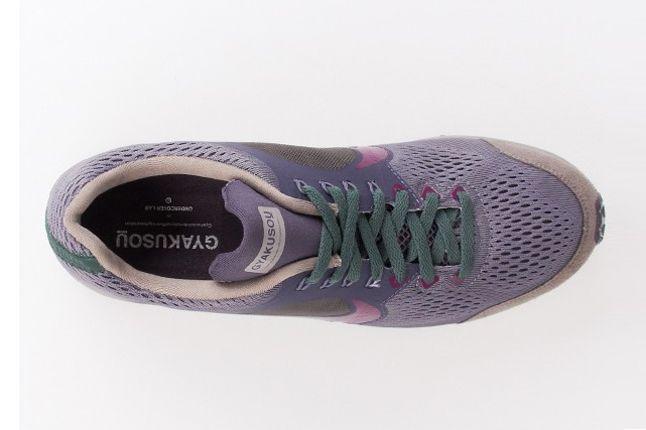 Nike Gyakusou Lunarspider 3 Violet Aerial 1