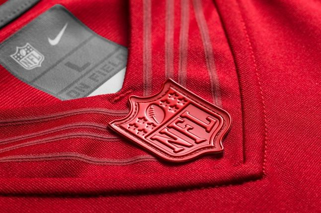 Nike Football Team Jerseys Get Drenched Pack 2