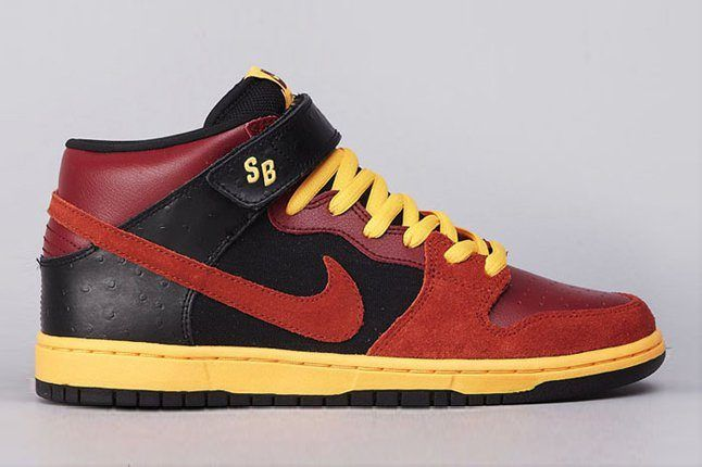 Nike Sb Dunk Mid Pro Ostrich Profile 1