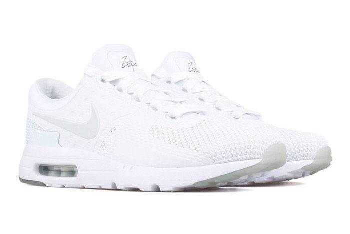 Nike Air Max Zero White 2
