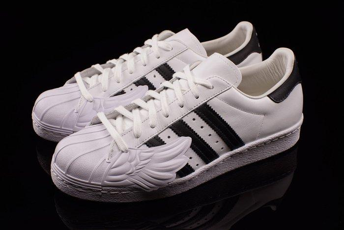 Jeremy Scott Adidas Superstar Wings 1