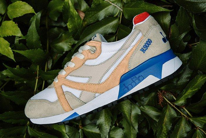 Diadora N9000 Made In Italy Moonbeam 10