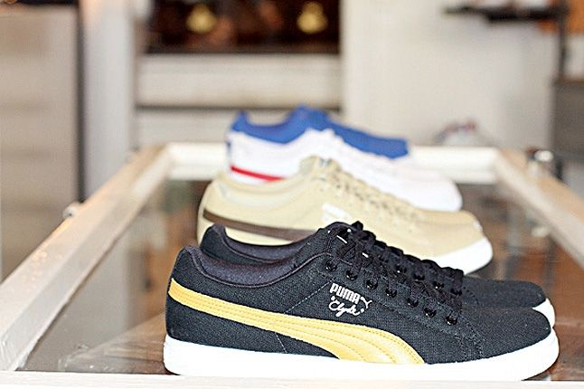Puma Undefeated Clyde Canvas Release Party Recap 10 1