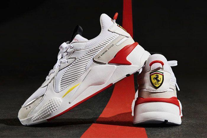 Puma Rs X Scuderia Ferrari