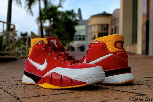 Nike Zoom Kobe 1 Houston 1