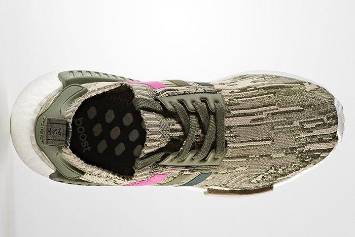 Adidas Nmd R1 Pk Shock Pink 4