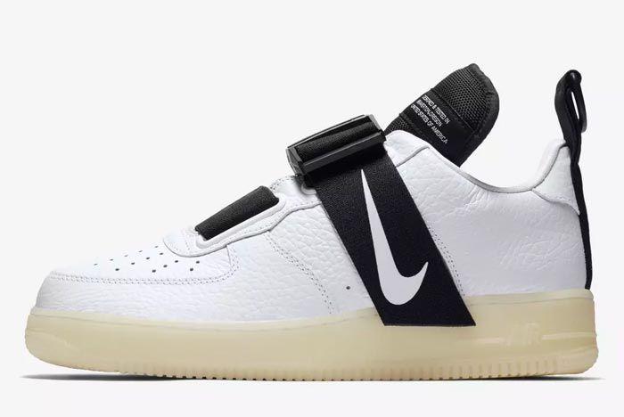 Nike Air Force 1 Glow In The Dark Release 1