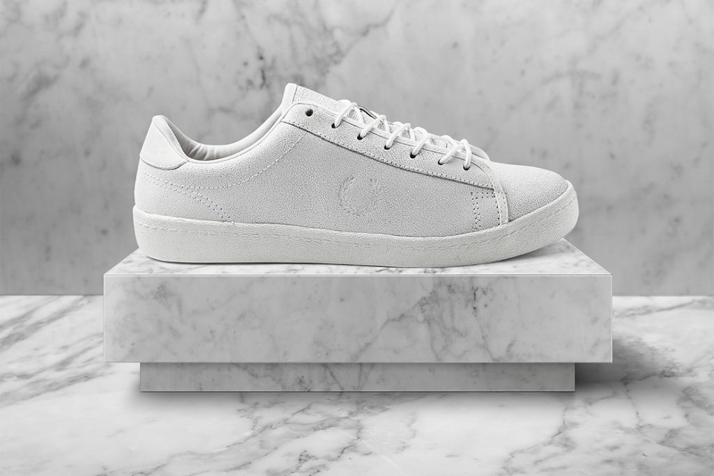 Fred Perry Exhibition Reissues Tennis Shoes 2