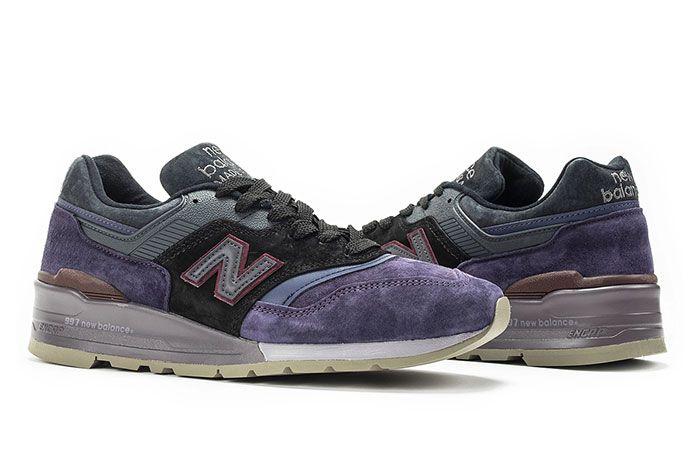 New Balance 997 Nak Styled