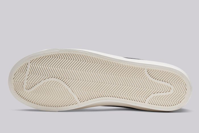 Nike Blazer Mid 77 Grey Suede 4