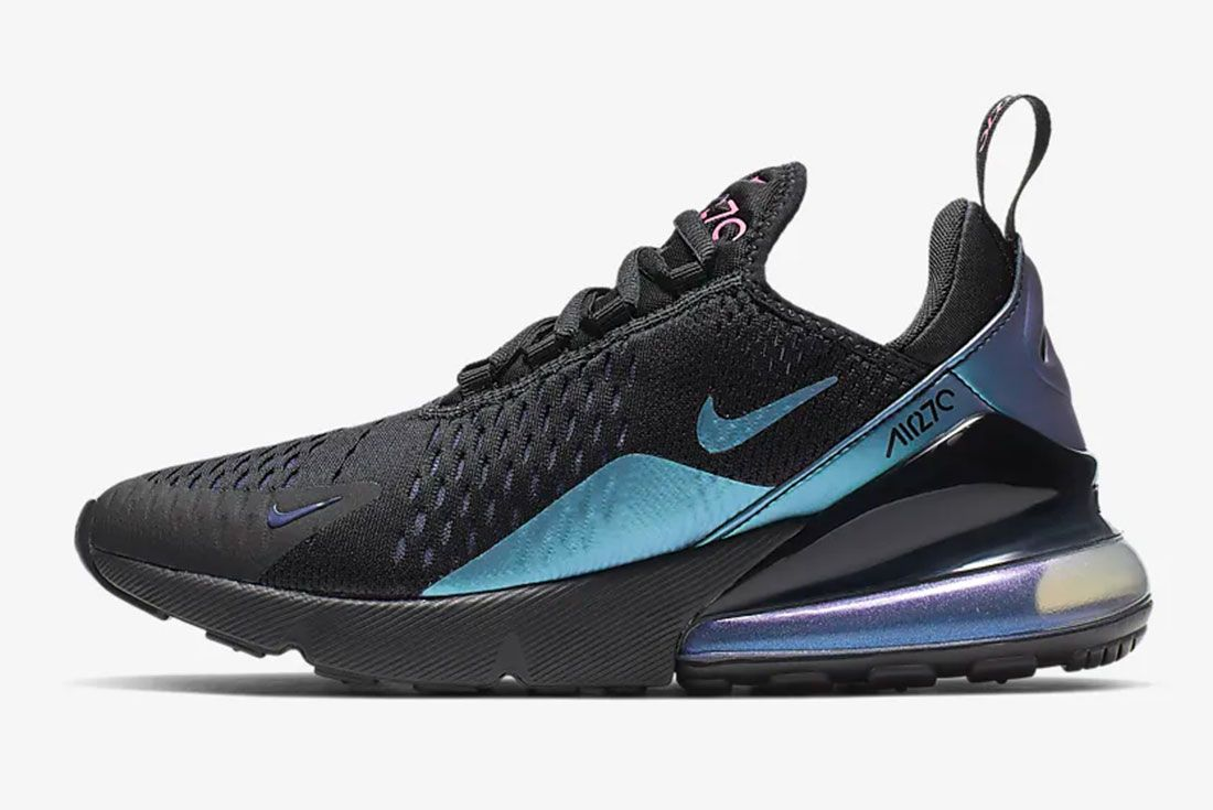 Nike Air Max 270 Retro Future Side Shot
