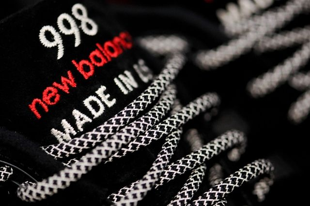 New Balance 998 Black Red 2