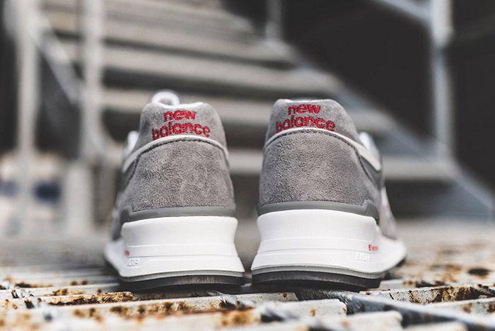New Balance 997 Grey 5
