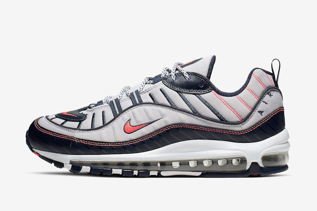 Nike Air Max 98 Nyc Ck0850 100 Release Date Side