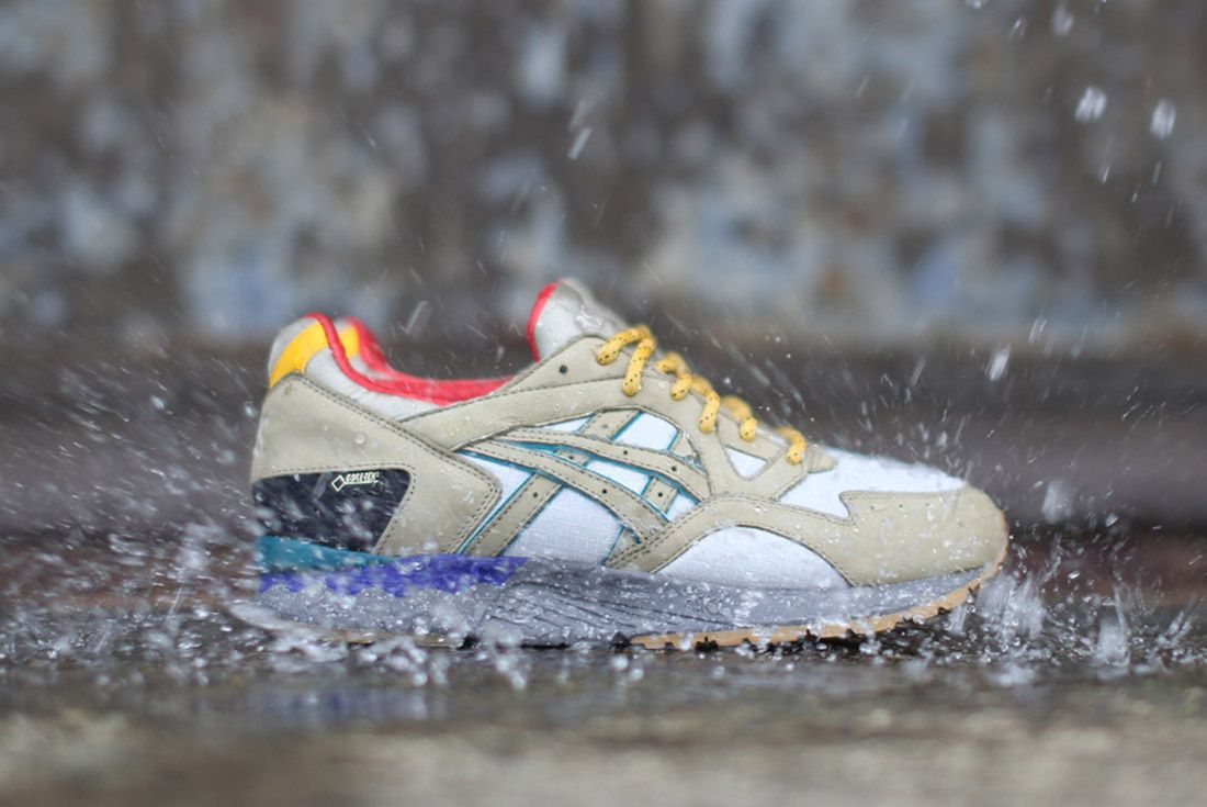 Material Matters The History Of Gore Tex Asics Bodega