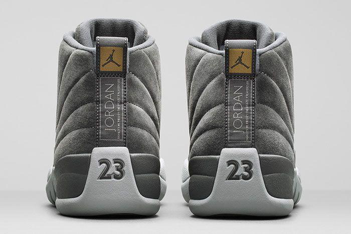 Aj 12 Dark Grey 3