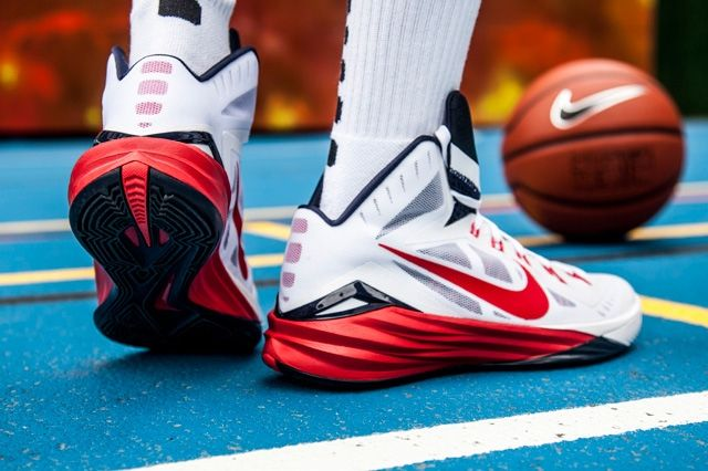 Nike Hyperdunk 2014 Foot Locker White 5